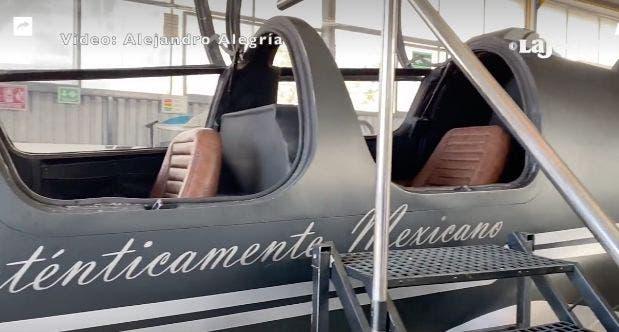 La aeronave desarrollada por Oaxaca Aerospace, tendrá un costo de millones de dólares,  apenas un 30 por ciento del costo de aeronaves similares construidas en otros países