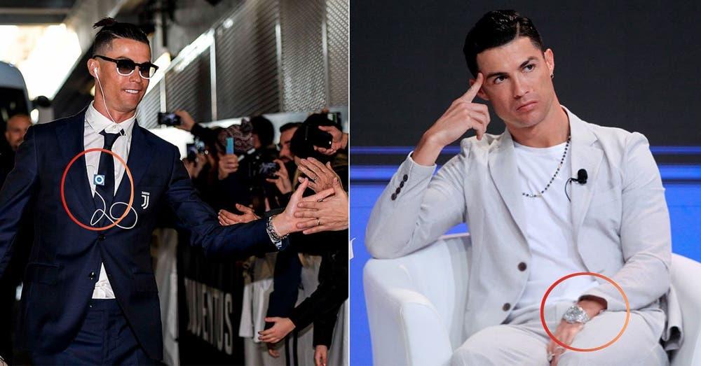 Cristiano Ronaldo: De lujos millonarios a cosas simples y baratas