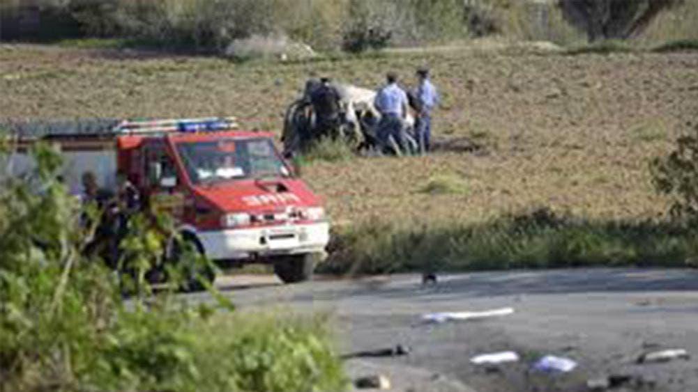 Chetumal: Encuentran a hombre calcinado en un vehículo