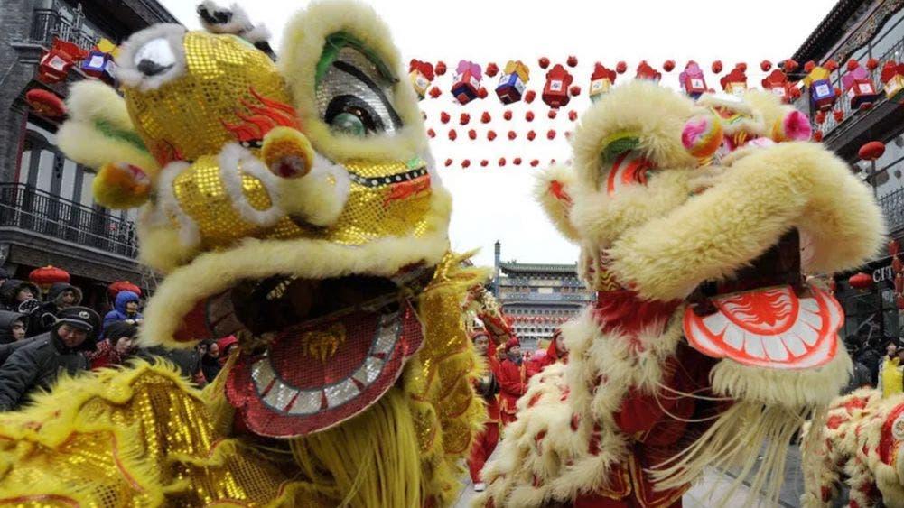 La celebración del Año Nuevo chino que animal toca este 2020?