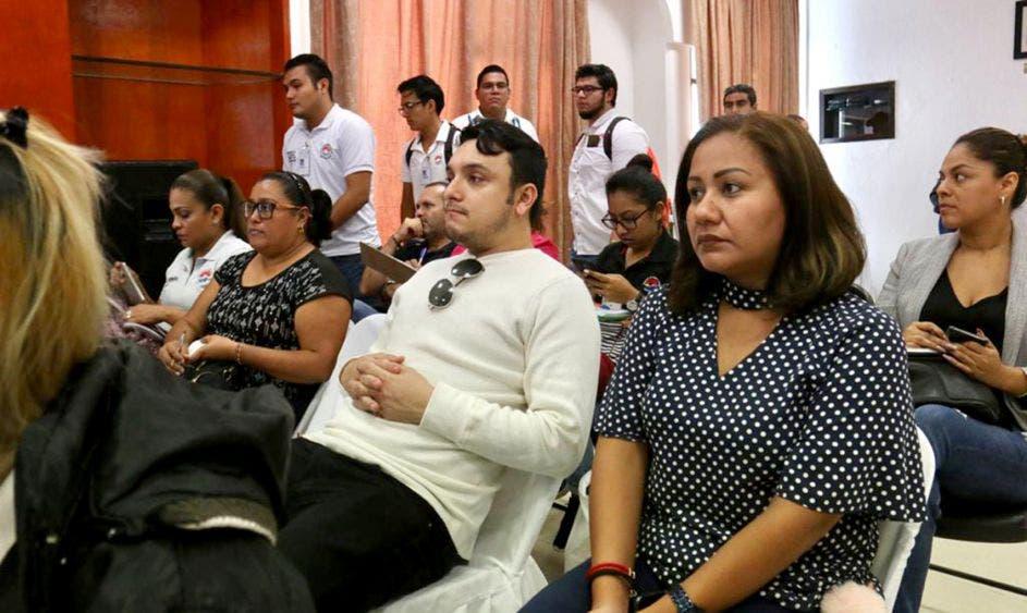 """""""El mejor legado que le podemos dejar a nuestros hijos, a las futuras generaciones y a este Cancún tan benevolente, es que debemos dar pasos firmes hacia la transparencia y la digitalización, que se queden en un marco legal, en programas, en la regulación, que no sean de paso"""", Mara Lezama, Presidente Municipal de Benito Juárez"""