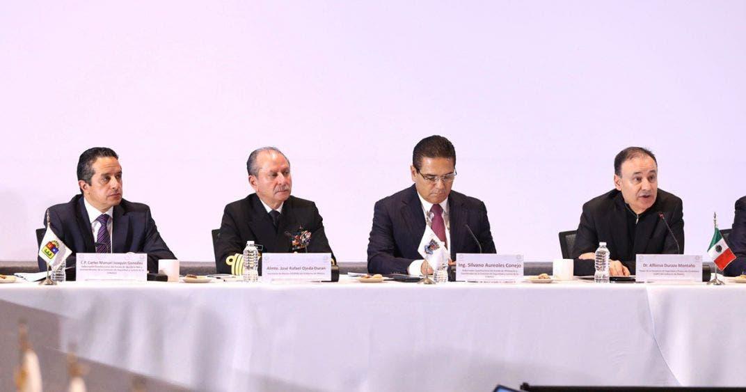 Se plantearon acciones conjuntas para fortalecer el combate contra la delincuencia organizada