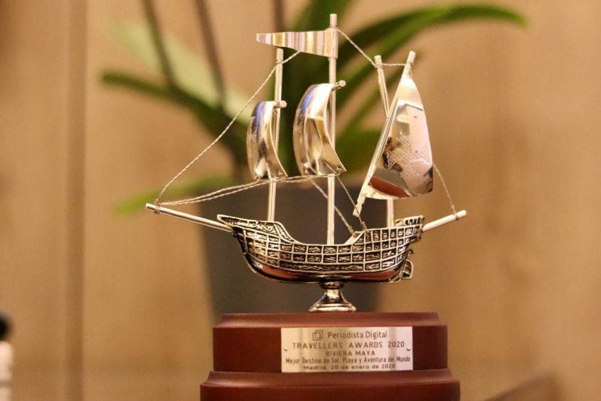 """La entidad obtuvo el primer logro al ser designada la Riviera Maya como """"Mejor destino de sol, playa y aventura del mundo"""""""