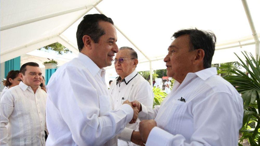 Trabajamos unidos por un Quintana Roo de vanguardia: Carlos Joaquín