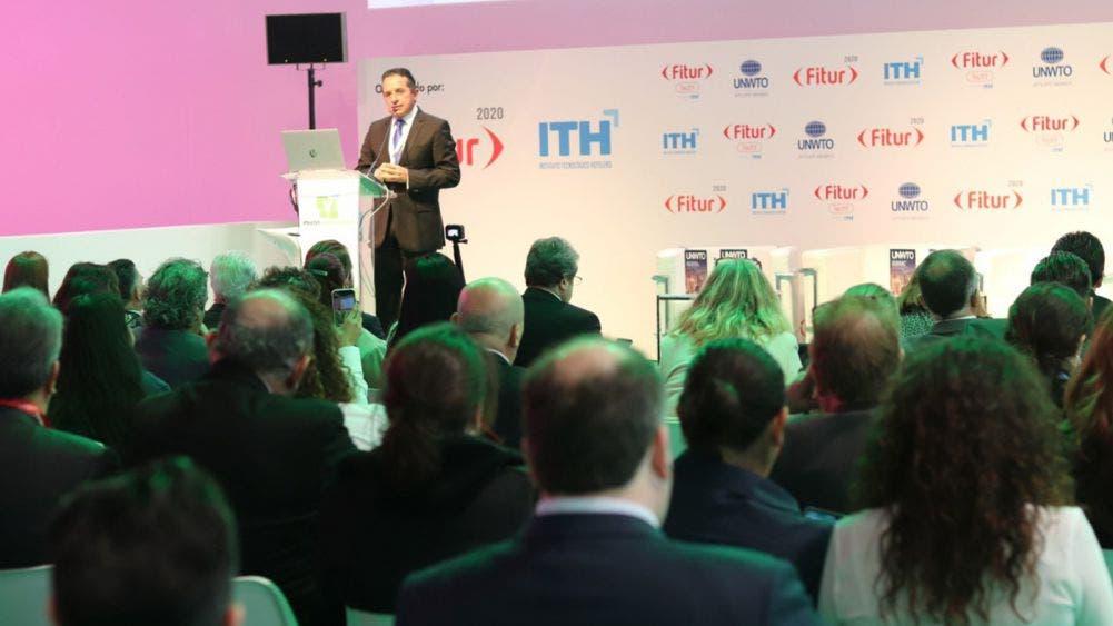 Quintana Roo presenta en Madrid un nuevo modelo de turismo sustentable: Carlos Joaquín