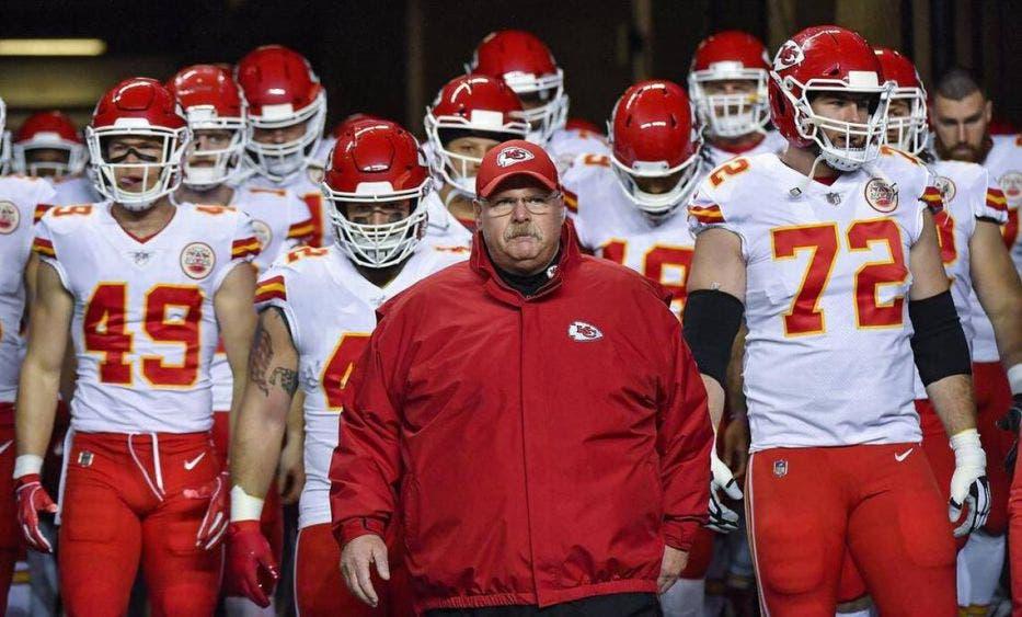 Super Bowl LIV | Los Kansas City Chiefs son los favoritos para ganar