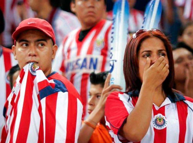 Copa MX   Las 'poderosísimas' Chivas cayeron humilladas ante Dorados