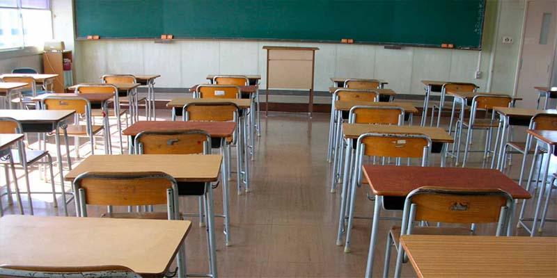 Niño amenaza a su maestra y compañeros en Tamaulipas