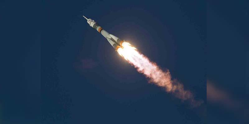 NASA realiza ensayo de emergencia en un cohete