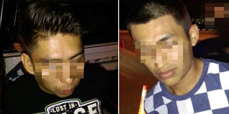 Trataron evadir retén en Playa; ocultaban droga en su vehículo.