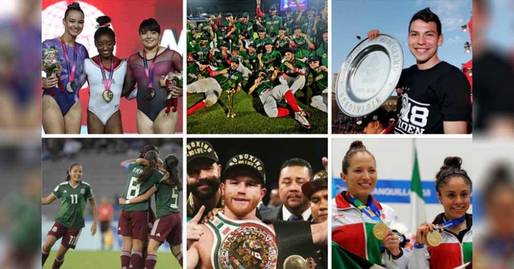 Los 12 deseos que el deporte mexicano espera cumplir en 2020