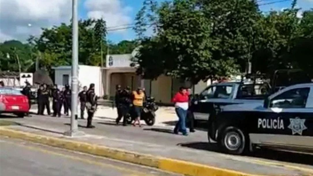 Detienen a dos relacionados con atentado a delegada croquista
