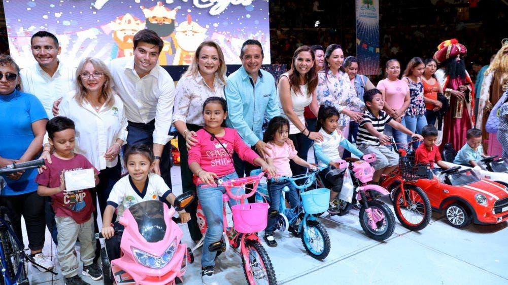 Trabajamos para mejorar la calidad de vida de las familias: Carlos Joaquín