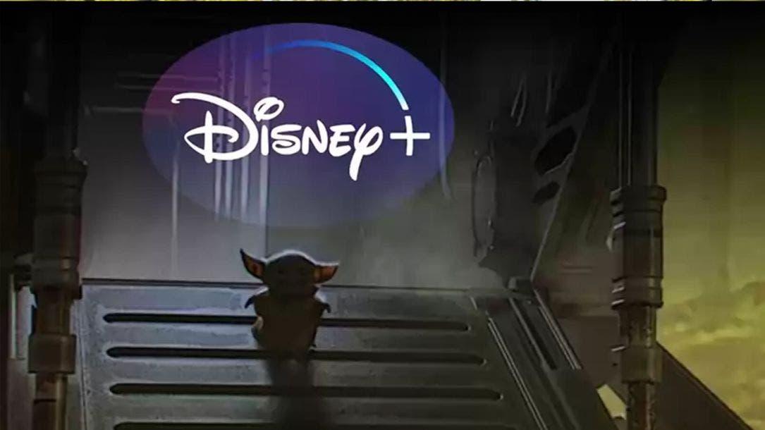 """Baby Yoda entrega """"La fuerza"""" del éxito a Disney+"""