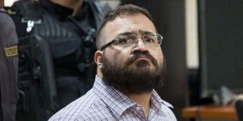 Niegan prisión domiciliaria a Javier Duarte