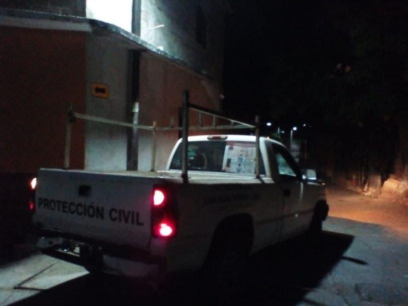 Reportan en Oaxaca daños en casas y en hospital tras sismo.