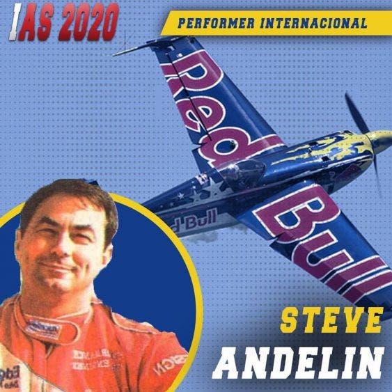 El piloto fue identificado como Steve Andelin, aunque su nombre no había sido informado de manera oficial.