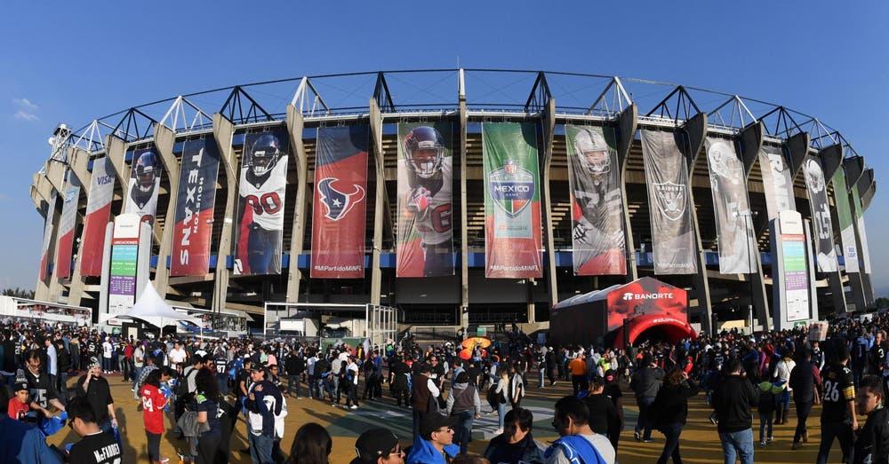 NFL | Temporada regular en México por 2 años más
