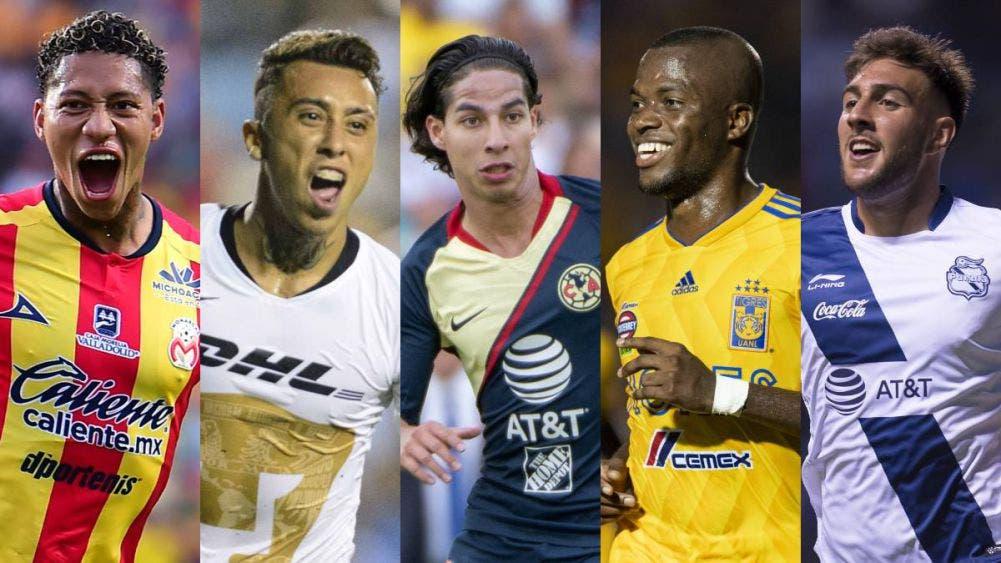 Liga MX | Presentan a los 18 capitanes, 14 son mexicanos