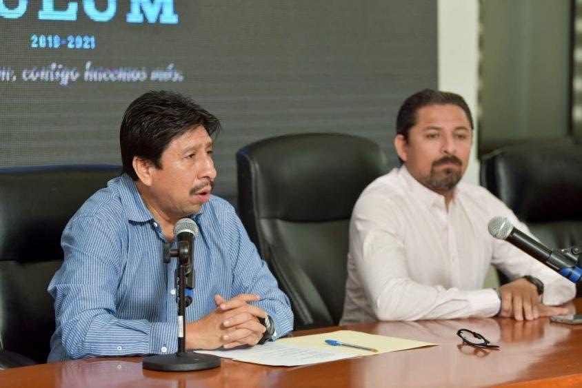 Nuevos directores de Protección Civil, Bomberos y Desarrollo Social.