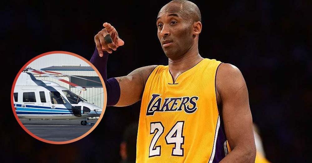 Kobe Bryant: Filtran audio inédito del piloto que dirigía el helicóptero