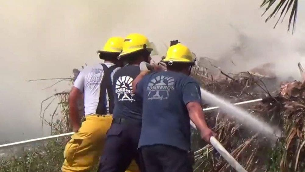 Quemas agrícolas causaron mayoría de incendios en zona maya
