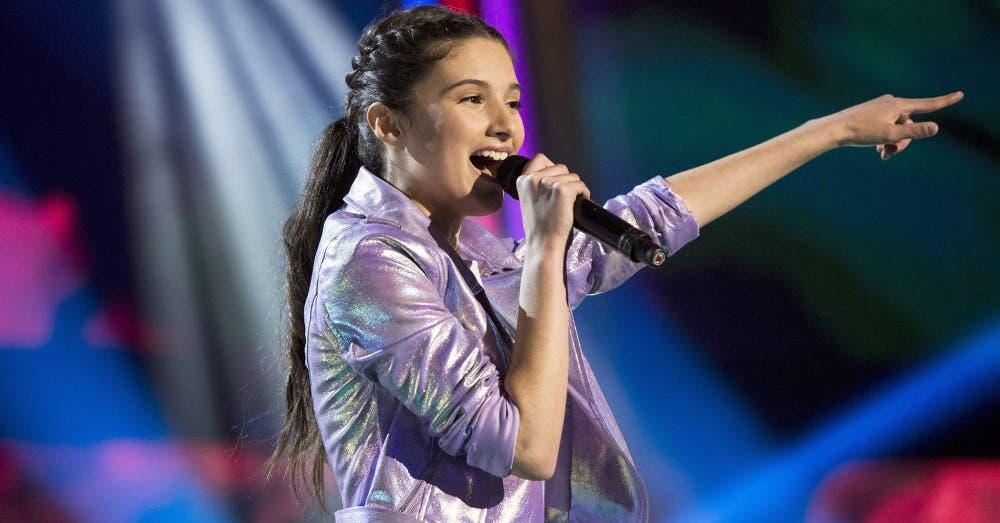 La Voz Kids: Irene Gil, la joven de 13 años que ganó el reality
