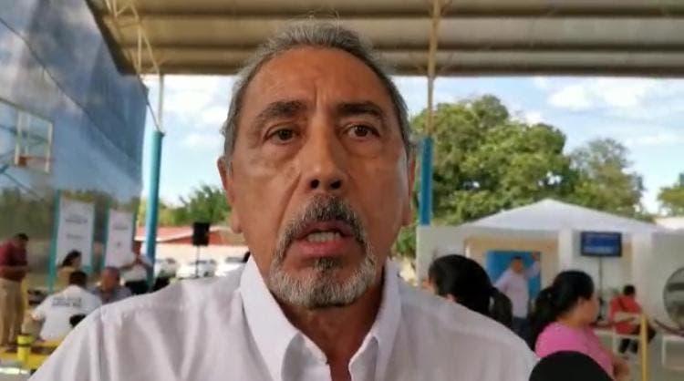 Jorge Pérez Pérez, titular del INMOVEQROO