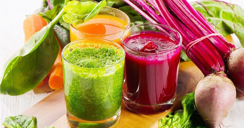 Recetas | Olvídate del colesterol, triglicéridos y presión alta con estos jugos