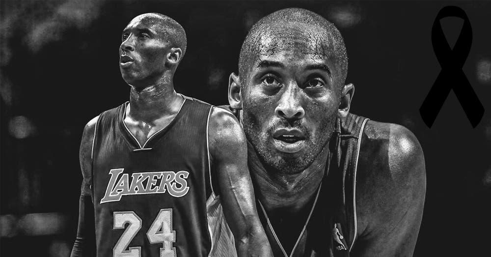Muere Kobe Bryant en trágico accidente aéreo