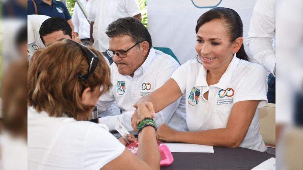 Destacan altas calificaciones en gobierno de Laura Fernández