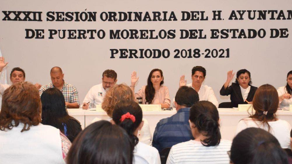Puerto Morelos se adhiere a la Red Mexicana de Ciudades Amigas de la Niñez