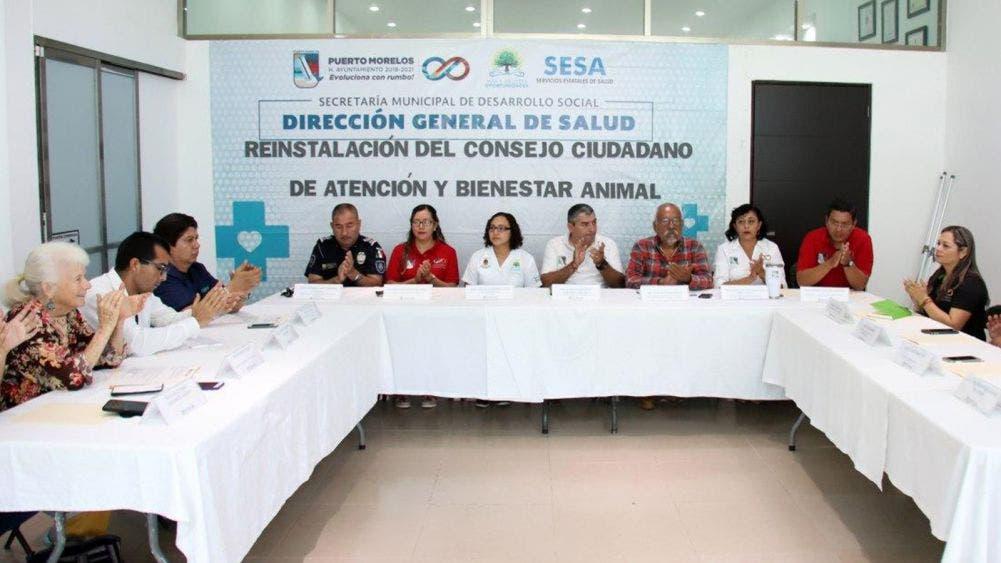 Reinstala Laura Fernández Consejo Consultivo Ciudadano de Atención y Bienestar Animal