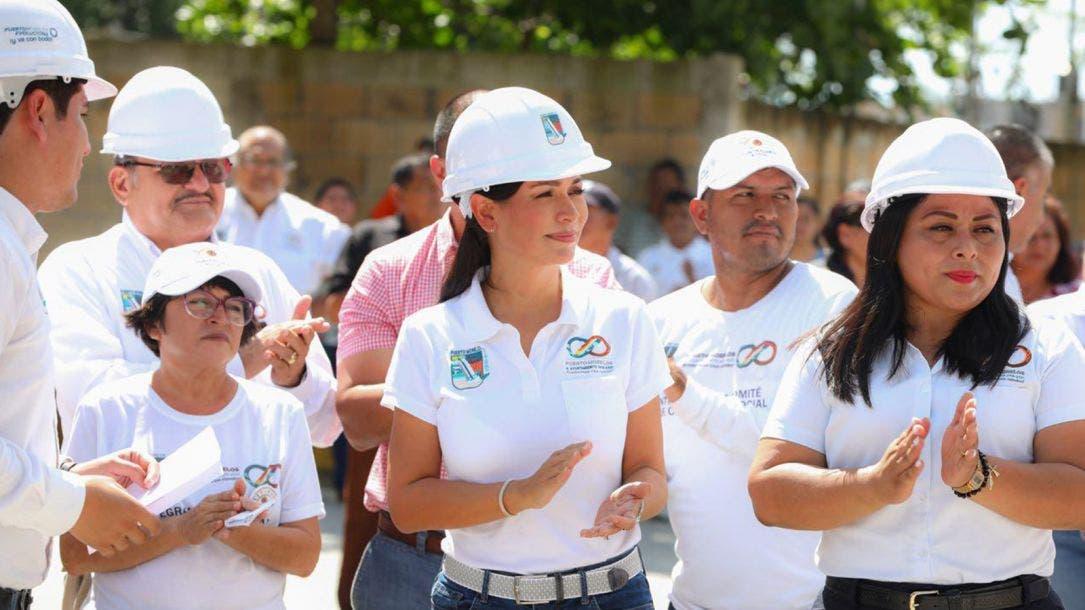 Transformación palpable en cuatro años como municipio: Laura Fernández