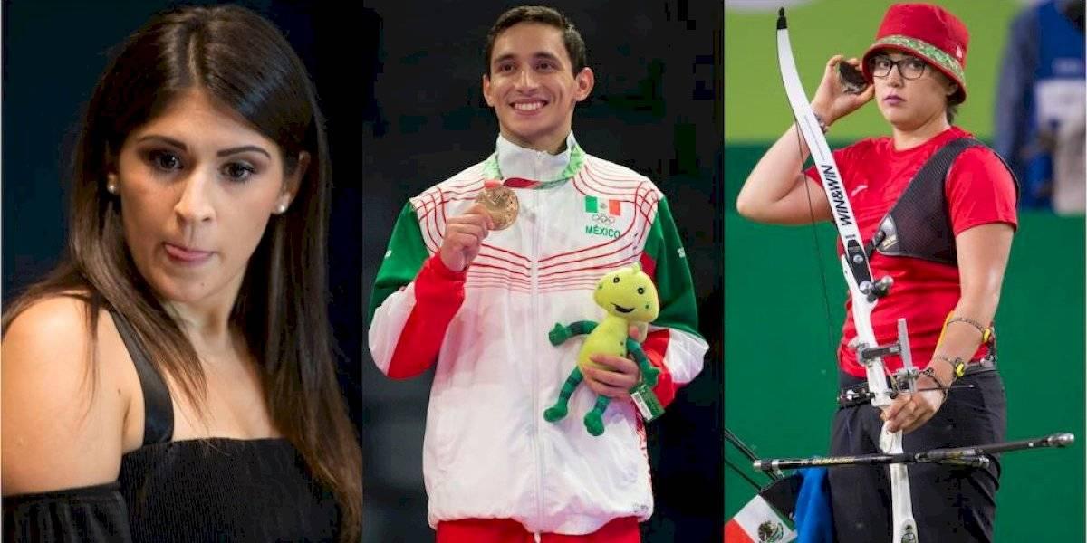 Deportistas mexicanos que prefirieron representar a otros países