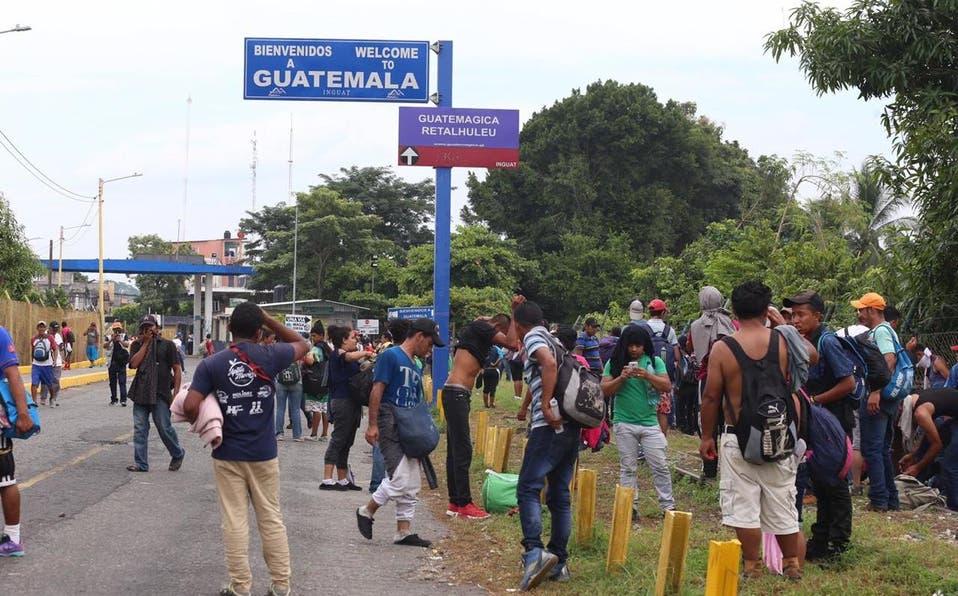 Endurece Estados Unidos normas de asilo para migrantes, podrían ser enviados a Guatemala, deportaciones iniciarían en febrero.