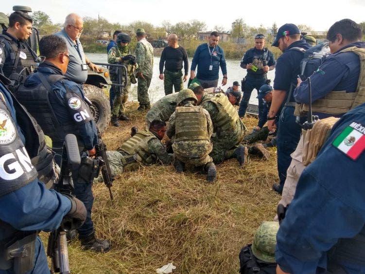 Lamenta AMLO muerte de cuatro militares en Tamaulipas
