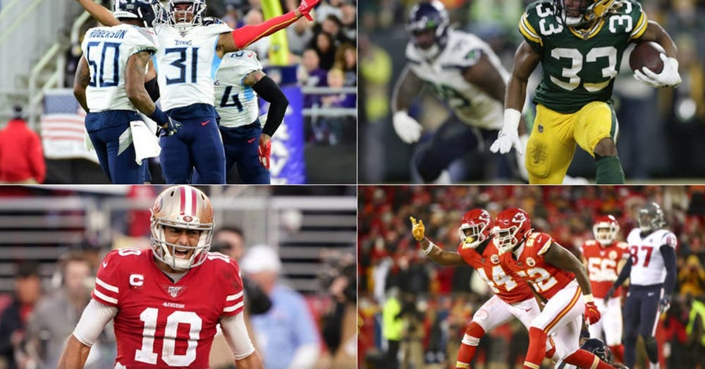 NFL | Finales de conferencias rumbo al Super Bowl LIV