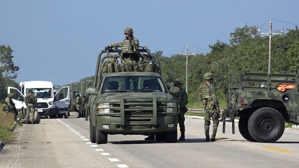 """Un militar muerto y tres heridos saldo de operativo por """"narcoavión"""" en Bacalar"""