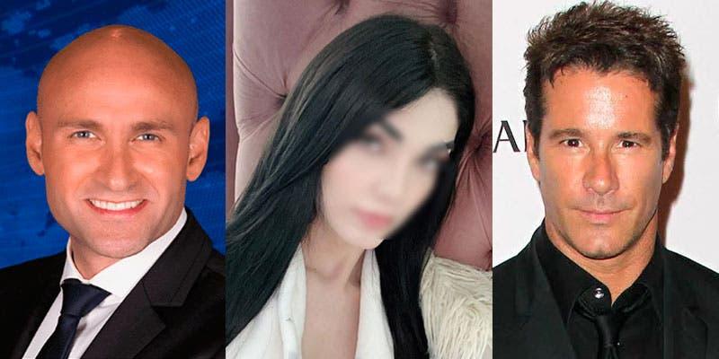 """Pedro Ferriz Hijar y Fernando Carrillo hicieron un trío con este """"trans"""""""