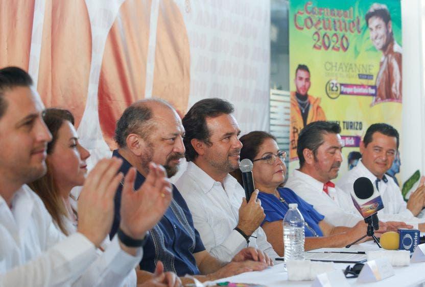 Con estas acciones se busca incrementar, diversificar e impulsar un turismo sostenible, que contribuya a mantener el liderazgo turístico que caracteriza a la isla de Cozumel, enfatiza el Presidente Municipal