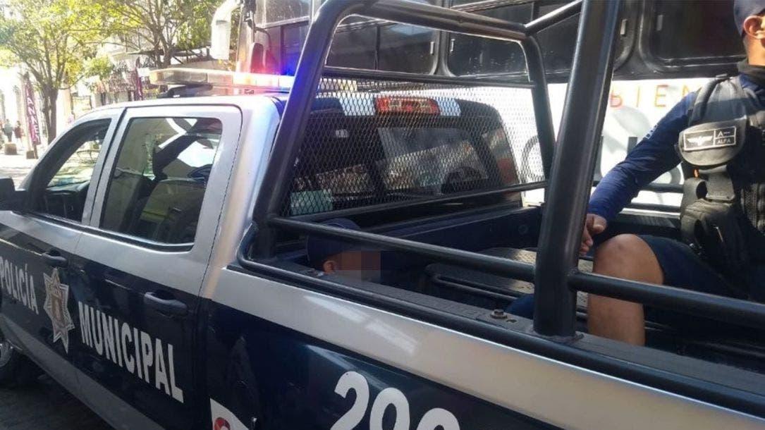 """Policía """"pirata"""" asalta base de Tonalá Jalisco y roba armamento"""