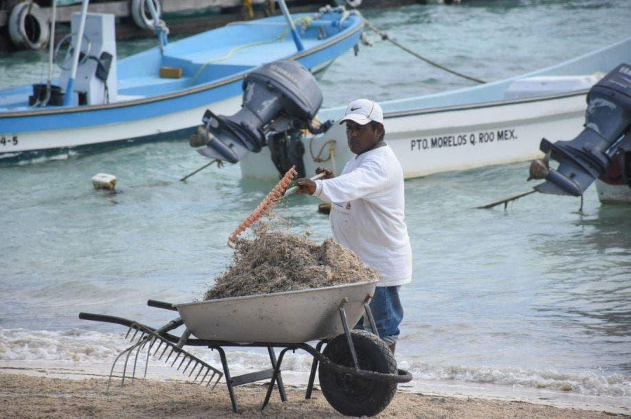 Mantener la limpieza en la zona de playas es una prioridad en el gobierno de Laura Fernández