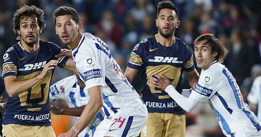 Liga MX J1 Cl2020 | Horarios y dónde ver el partido: Pumas vs Pachuca