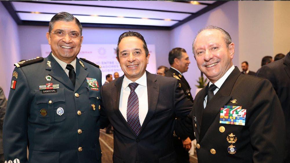 Se aplicarán acciones de prevención fundamentales contra la delincuencia: Carlos Joaquín