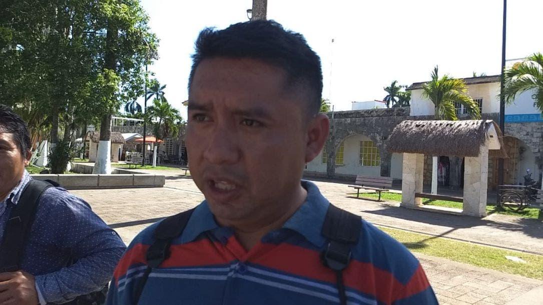 Acusan de mentiroso a José Esquivel por alumbrado público.