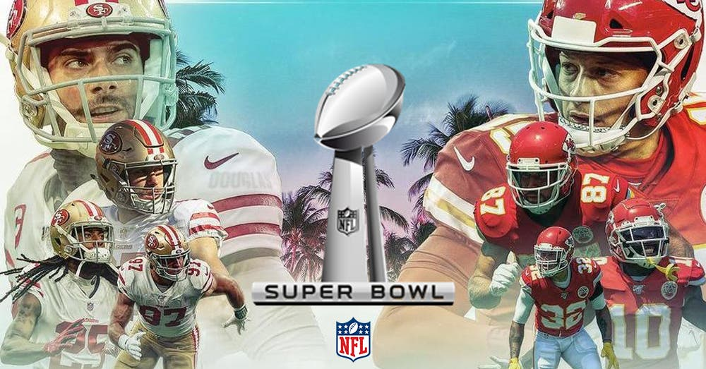 Super Bowl LIV | Kansas City vs San Francisco por el triunfo de la NFL