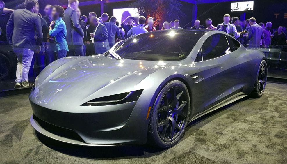 Mercados innovadores como Tesla Motors también se están viendo afectados