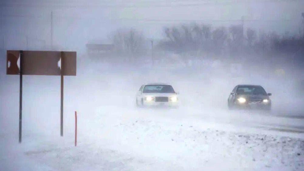 Monstruosa tormenta de nieve cubrirá casi todo EEUU