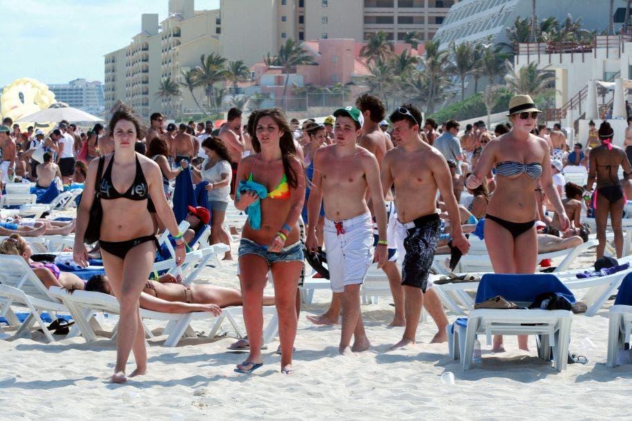 Crece turismo internacional 8.3 % en 2019: Sectur